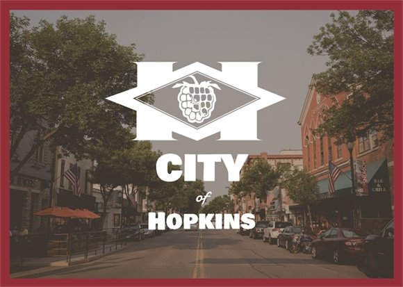 City of Hopkins logo