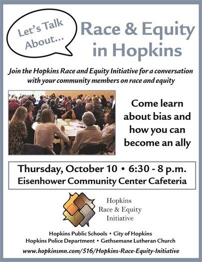 Community Conversation Flyer Flyer