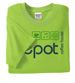 The Depot Coffee House Lime T-shirt