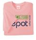 The Depot Coffee House Pink T-shirt