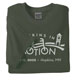 Hopkins in Motion 2009 Heather Green T-shirt