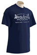 Hopkins in Motion 2009 Navy T-shirt