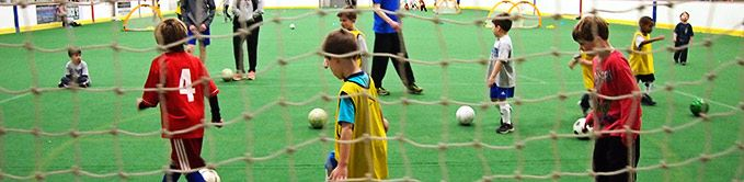 Youth Soccer Players