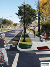 Proposed Street Improvements