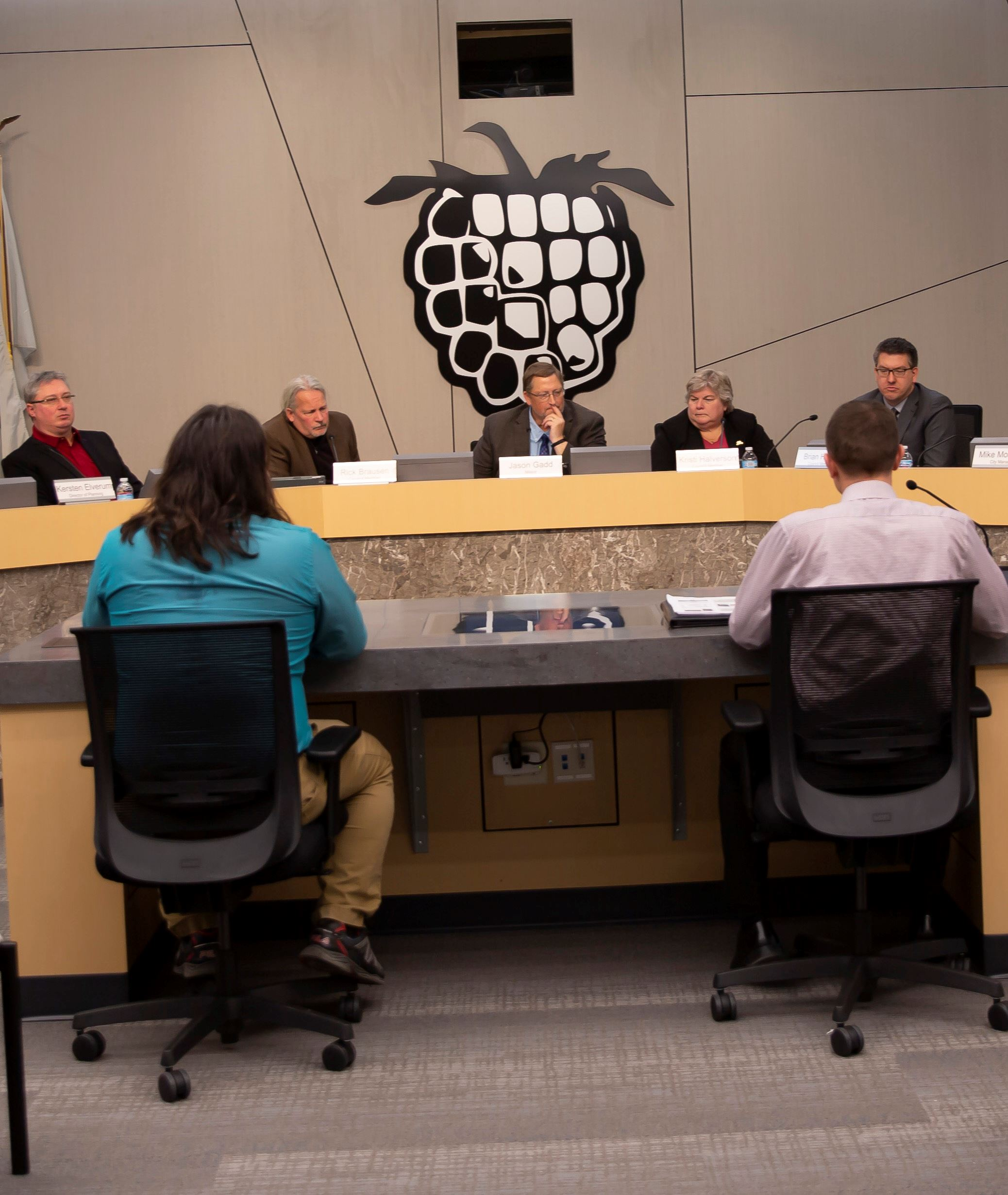 2020 City Council meeting