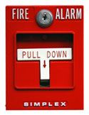 Fire Alarm Pull Down