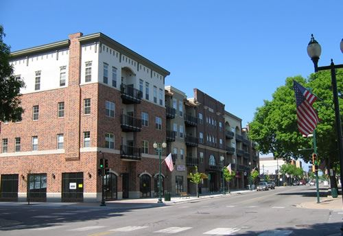 Marketplace Lofts, The Cornerstone Group