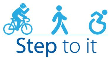 Step to it Logo 2017