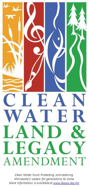 Clean Water, Land & Legacy logo